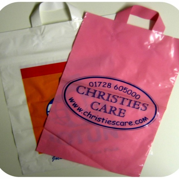 Polythene Plastic Carrier Bags