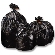 Polythene Bin Bags